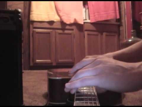 August Rush Slap Guitar