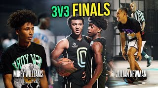 Can Julian Newman WIN The Finals, Or Will Mikey Williams & Kyree Walker Take The Crown!? 😱