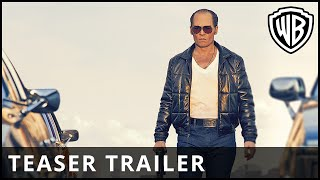 Бенедикт Камбербэтч, Black Mass – Teaser Trailer – Official Warner Bros. UK