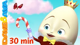 🙃 Humpty Dumpty, One Little Finger and More Nursery Rhymes by Dave and Ava 🙃