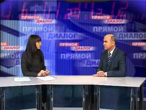 Новости. Прямой диалог. 25 января