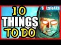 10 THINGS THAT WILL ANNOY RANDOMS #2 - (10 Things Zombie Players Hate Bu...