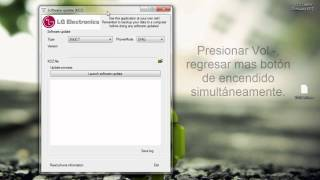 como instalar firmware de LG C660H (optimus pro)