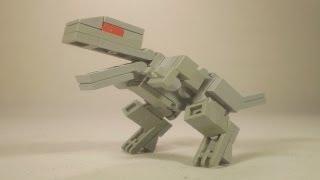 Lego Transformers #70 - Kaizaur