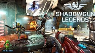 SHADOWGUN LEGENDS Android / iOS Gameplay Video - HD