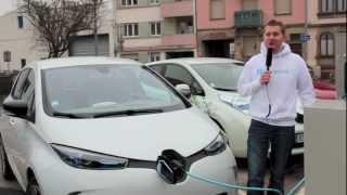 Renault ZOE – La recharge