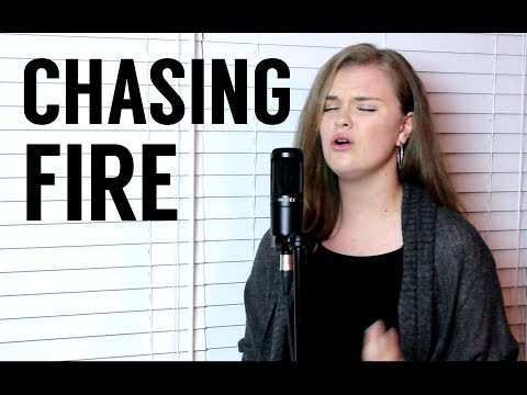 Lauv - Chasing Fire (Cover by Serena Rutledge)