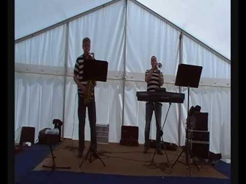Swing en Swing - Receptie Wilbertoord 2010