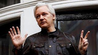 Assange: É um dia importante para mim e para os Direitos Humanos