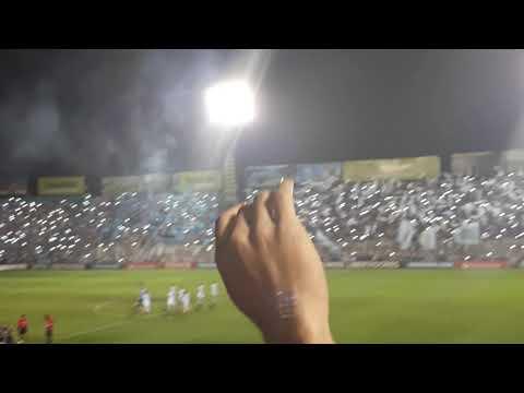 """""""Recibimiento Atlético Tucumán vs Gremio de Brasil"""" Barra: La Inimitable • Club: Atlético Tucumán"""