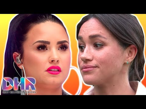 Demi Lovato HACKED & Fans Are Furious! Meghan Markle WORRIES Fans After Emotional interview! (DHR)