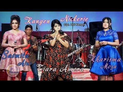 Kangen Nickerie - Tiara Amora,Sasmita Aini,Kharisma Moza [Official]