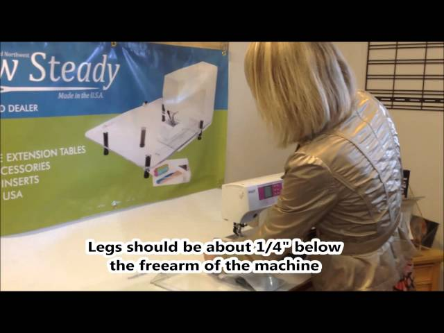 Sew Steady Extension Table Sew Steady Table SewingMachinesPlus Stunning Dreamworld Extension Tables For Sewing Machines