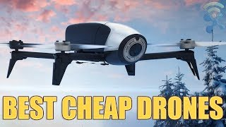 The 10 Best Cheap Drones with 4K/1080p Camera