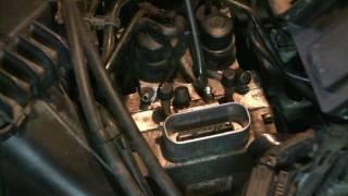 BMW 4V ABS-integral Part 1- Część 1 wymiana płynu - brake fluid exchange