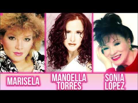 Viejitas Pero Bonitas Radio - Las Canciones de Amor; Marisela, Manoella Torres, Sonia Lopez