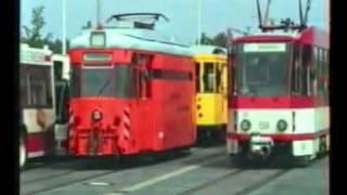 preview picture of video 'Straßenbahn Cottbus'