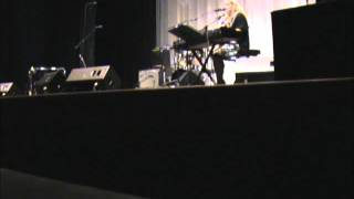 "Donna Hughes singing ""Where Are You Darlin"" solo. Opening act for Gene Watson May 19, 2012"