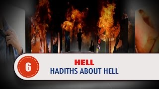 Hadiths about Hellfire