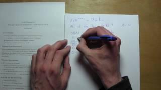 04.04 Eindeutigkeit der Lösung, homogenes Gleichungssystem - Most ...