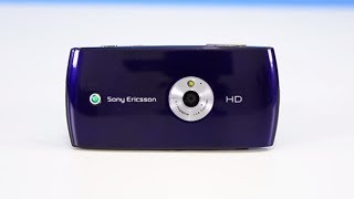 Sony Ericsson Vivaz (ретро обзор в 2017) / Арстайл /