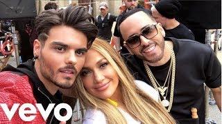 Yandel Ft Jennifer Lopez & Abraham Mateo - Se Acabó El Amor   (Vídeo Oficial)  (Detrás De Cámaras)