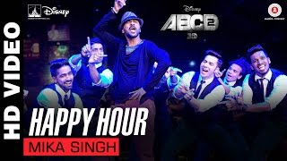 Happy Hour -  Song Video - Disney's ABCD 2