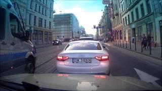 Tak się jeździ we Wrocławiu - Instant Karma