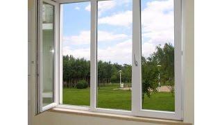 Как установить окно ПВХ! ПОДРОБНАЯ ИНСТРУКЦИЯ