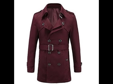 Top 5 Best Mens Trench Coat To Buy 2018 - Mens Trench Coat Reviews
