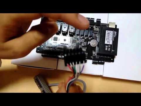 C3 400 Pro Advanced Multidoor Access Controller System