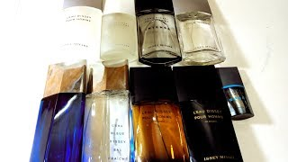 Issey Miyake Mens Fragrance Summary (House Talk)