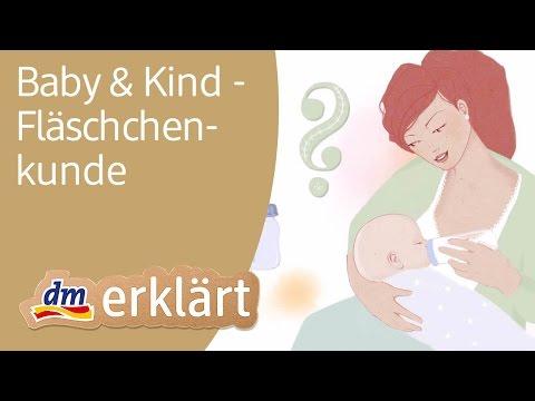 dm erklärt: Baby & Kind - Fläschchenkunde