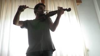 EMANUEL- O Ritmo do Amor (cover de violino)
