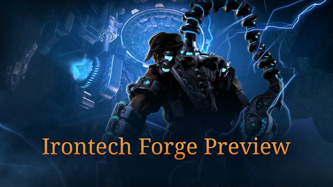 Preview Della Update Irontech Forge