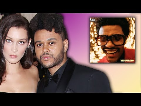 The Weeknd Heartless Reveals How Bella Hadid Saved Him After Selena Gomez Break Up