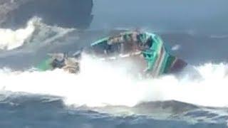 Perkembangan Kabar Pencarian Penumpang Kapal yang Terbalik di Perairan Jember