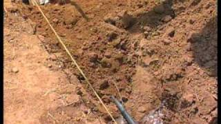 How To Build And Install Underground Irrigation System