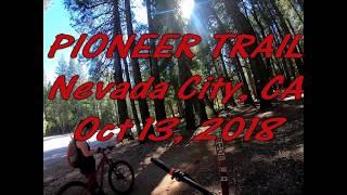 Pioneer Trail.