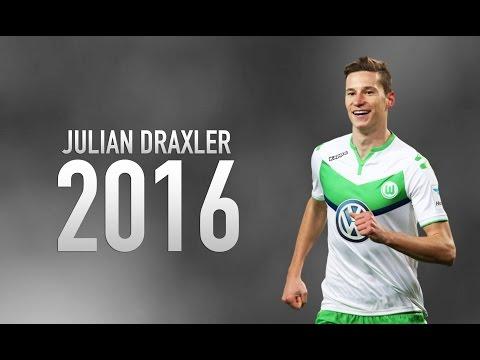 Julian Draxler ● VfL Wolfsburg  | Goals & Skills & Assists | 2015/2016 (HD)