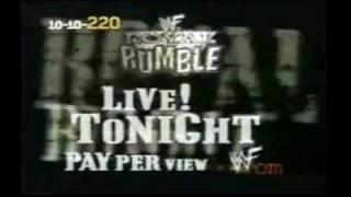 Trailer of WWE Royal Rumble 1999 (1999)