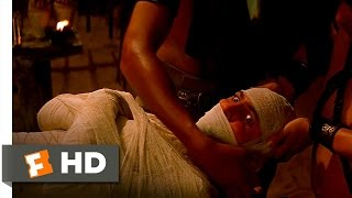 The Mummy 2/10 Movie CLIP  Imhotep Is Mummified Alive 1999 HD