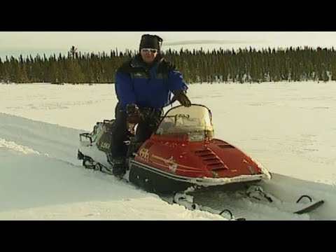 BBC: Snowmobile Revolution for the North   Jeremy Clarkson's Extreme Machines