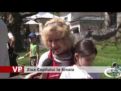 Ziua Copilului la Sinaia