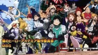 My Hero Academia Opening 2