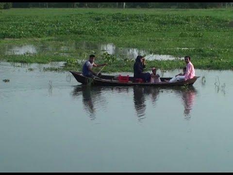 গাজীপুরের বিনোদন কেন্দ্রগুলো বন্ধ থাকায় ভ্রমন পিয়াসীরা ভিড় করছেন বিলঝিল এলাকায় | ETV News
