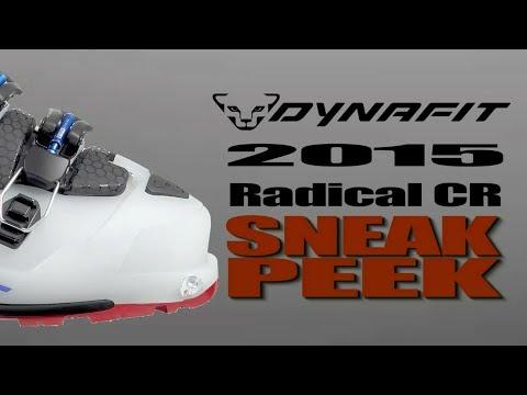 """Sneak Peek 2015 Dynafit Radical CR """"AT"""" Ski Boot Review"""