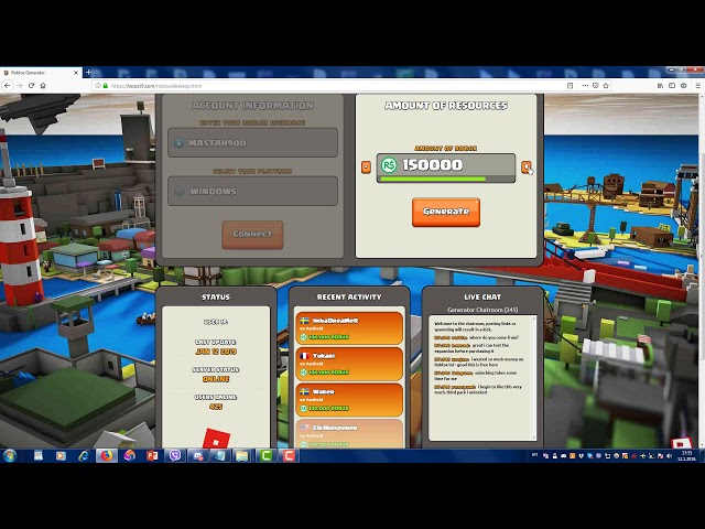 Robux Hack Roblox Hack 2018 Free Robux For Ios Android Youtube - How To Get Free Robux Hack Pc
