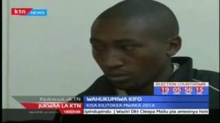 Mahakama imewapata mahatia na kuwahukumu kifo wahudumu watatu  wa matatu kwa kudhalilisha mwanamke