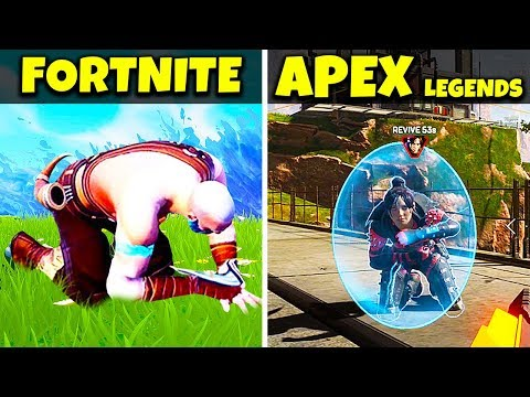 10 Reasons Apex Legends Could Take Down Fortnite